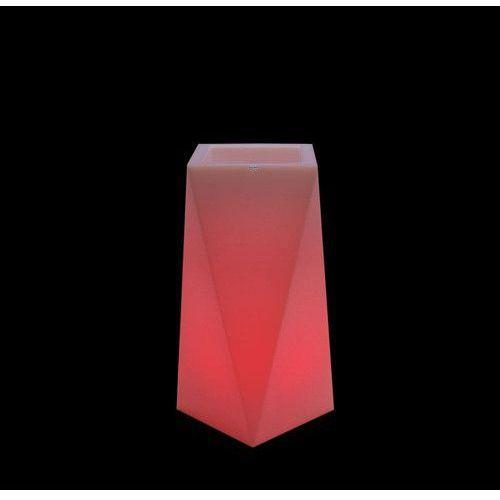 Donica podświetlana Nevis 75 cm LED RGB z pilotem