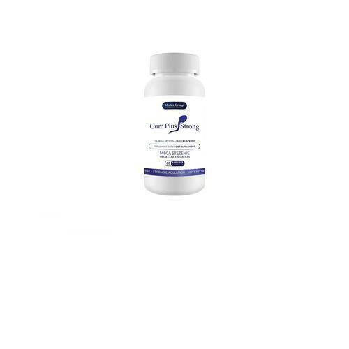 Medica-group (pl) Suplement poprawiający jakość spermy medica-group cum plus strong 60 kaps. (5905669259279)