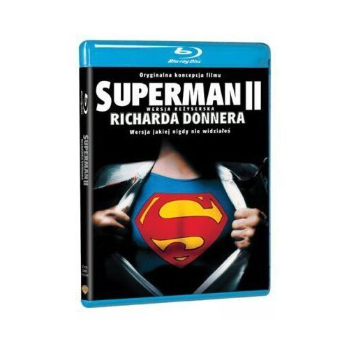 Superman ii: wersja reżyserska richarda donnera(bd) marki Galapagos sp. z.o.o.