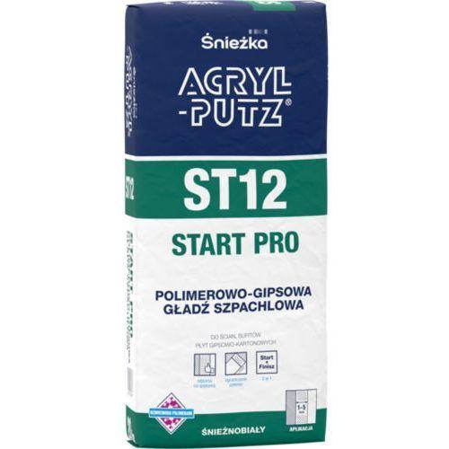 Ffil śnieżka s.a. Acryl putz start pro st12 20kg