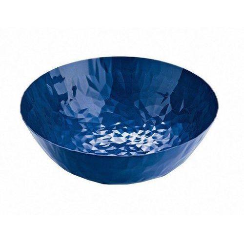 Kosz na owoce joy n.11 niebieska emalia marki Alessi