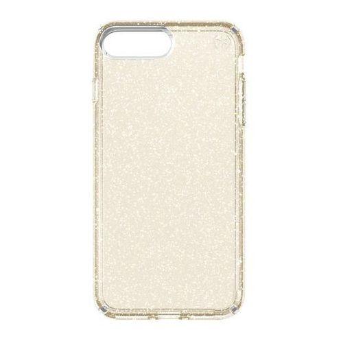 Speck Presidio Clear with Glitter - Etui iPhone 7 Plus (Gold Glitter/Clear) DARMOWA DOSTAWA, 79983-5636