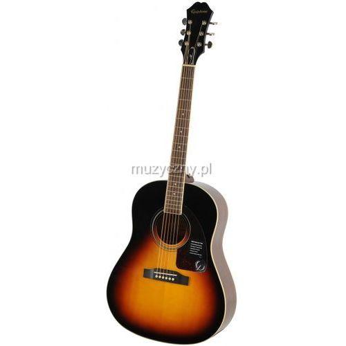 aj220s vs gitara akustyczna marki Epiphone