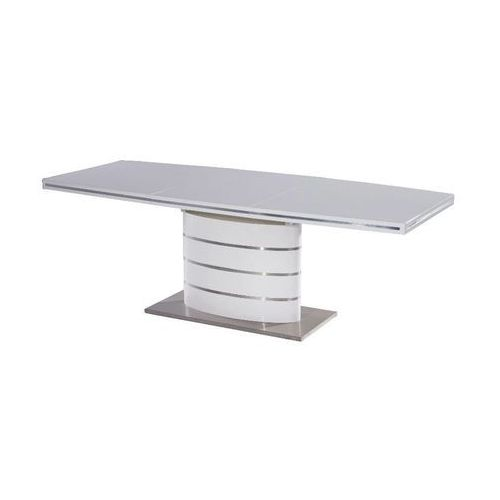 Stół rozkładany FANO 90x160(220) biały