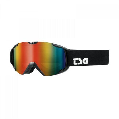 gogle snowboardowe TSG - goggle expect mini 2.0 solid black (102) rozmiar: OS