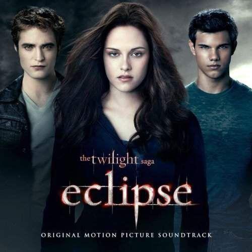 Eclipse - the twilight saga (zaćmienie) (ost) (w) - różni wykonawcy (płyta cd) marki Warner music