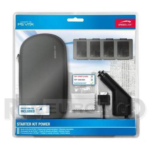 Speedlink PS Vita 8w1 Starter Kit SL-4753-BK - produkt w magazynie - szybka wysyłka! - produkt z kategorii- Akcesoria do PlayStation Vita