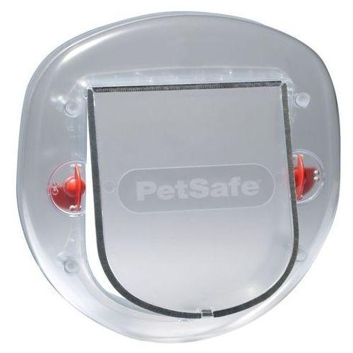 Przejście PetSafe z przeźroczystą ramą dla kota i psa