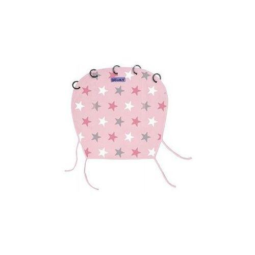 Dooky Os�onka do w�zka i fotelika (baby pink/pink stras)
