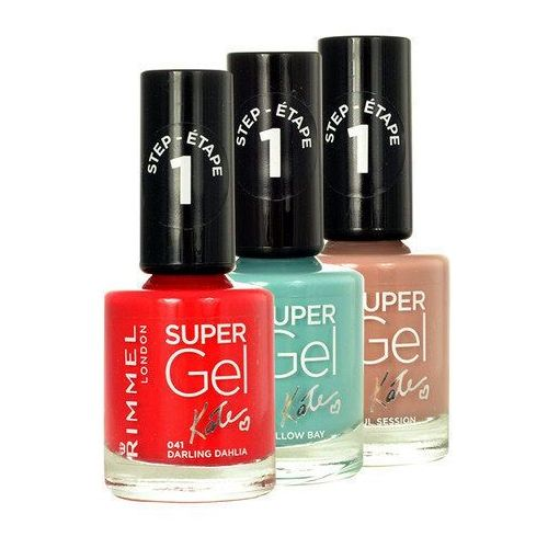 Rimmel London Super Gel By Kate 12ml W Lakier do paznokci 031 Perfect Posy