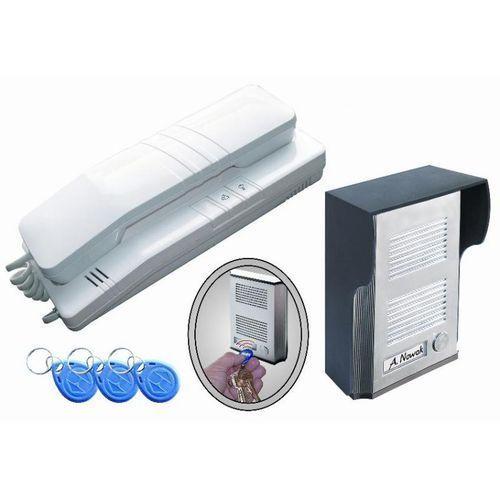 Domofon na kartę - zestaw domofonowy + karty magnetyczne ADP-41A3 (RL-3203ID), A31A241/EUR