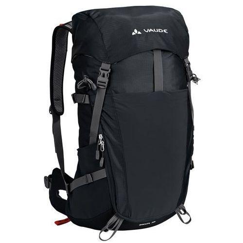 Vaude brenta 25 plecak podróżny black
