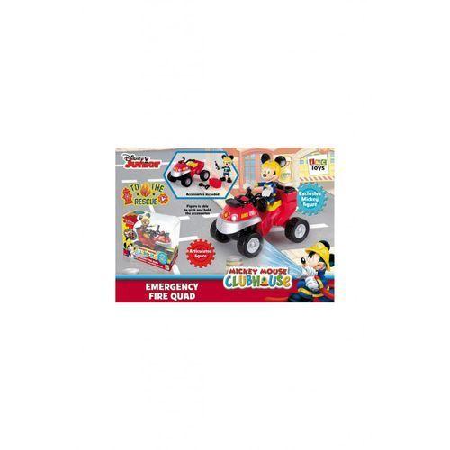 quad straż pożarna myszki miki na ratunek marki Imc toys