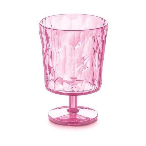 Koziol Kielich crystal 2.0 s - kolor różowy /przeźroczysty, 0,25 l, (4002942361665)