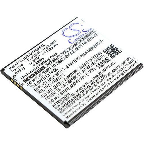 Cameron sino Alcatel one touch pop 4 / tlp025h1 1750mah 6.65wh li-ion 3.8v ()