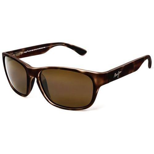 Maui jim Okulary słoneczne mixed plate polarized h721-10mr