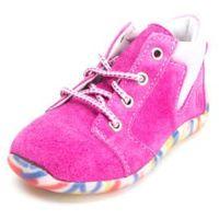 Pepino girls buty do nauki chodzenia charlie pop/pink (średnie) (4052598614547)
