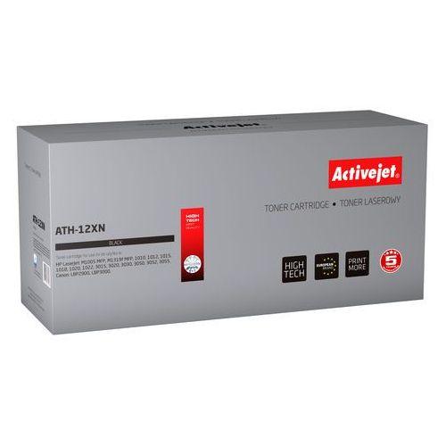 Activejet toner ATH-12XN / Q2612A (black) Szybka dostawa! Darmowy odbiór w 20 miastach! (5904356286918)
