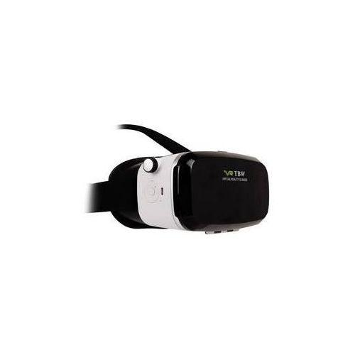 Gogle do wirtualnej rzeczywistości CPA Halo VR-X2 s Bluetooth ovládáním (VR-X2) Biała