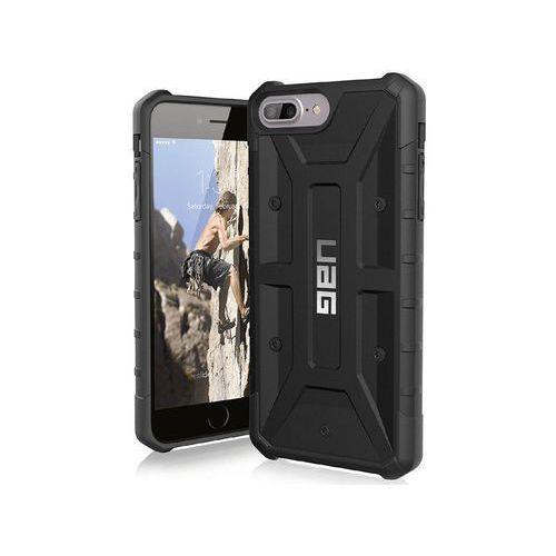Etui urban armor gear pathfinder iphone 6s 7 8 plus black +szkło marki Uag