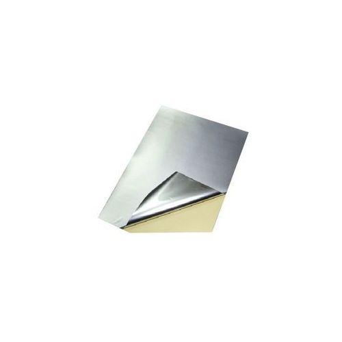 Papier samoprzylepny a4 srebrny metal mat 10 sz marki Emeko