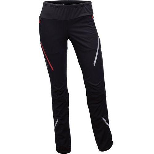 Swix spodnie softshell damskie cross czarny m (7045952120546)
