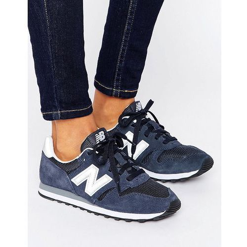 373 trainers in navy - blue, New balance