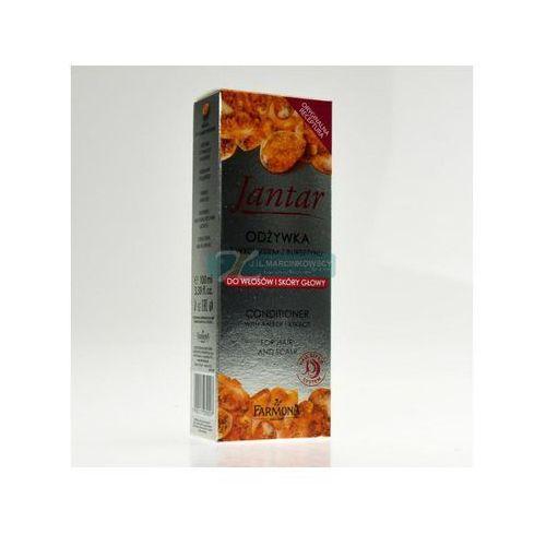 Farmona Jantar Jantar odżywka do włosów i skóry głowy (with Amber Extract) 100 ml, FARMONA