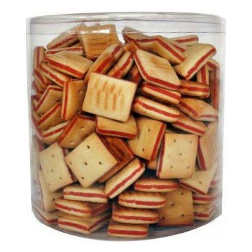 Animale ciastka kwadraciki z czerwonym nadzieniem 1,2kg marki Prozoo