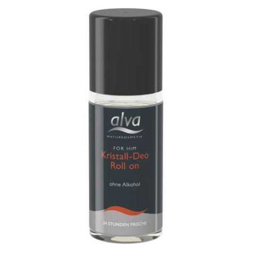 For him dezodorant-kryształ roll-on dla panów marki Alva