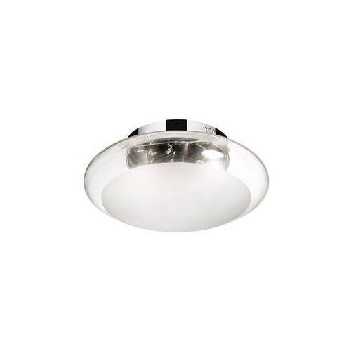 SMARTIES CLEAR PL1 D33 IDEAL LUX WŁOSKA LAMPA PLAFON 35543 -- rabat w koszyku -20% --