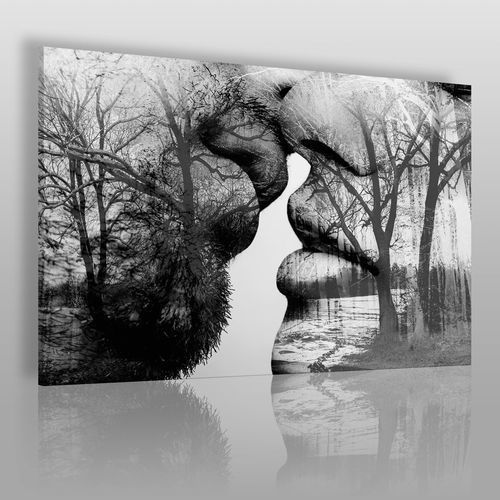 Antologia namiętności - nowoczesny obraz na płótnie, 29501