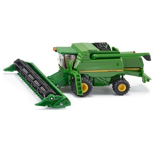 Model SIKU Kombajn HArvester JD 9680i 1876, 5_503754