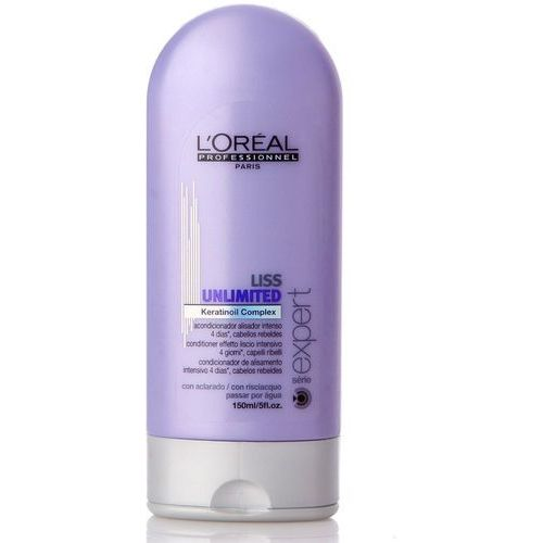 L´Oreal Paris Expert Liss Unlimited Conditioner 150ml W Odżywka do włosów wygładzająca, 3474630535398