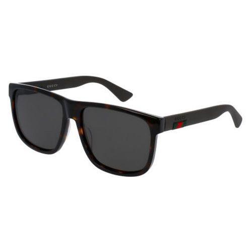 Okulary słoneczne gg0010s polarized 003 marki Gucci