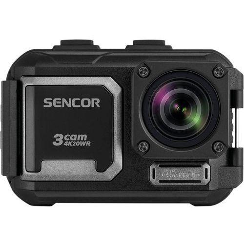 Kamera sportowa SENCOR 3CAM 4K20WR + DARMOWY TRANSPORT! (8590669246687)