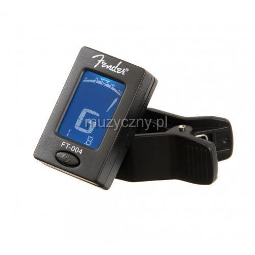 ft-004 tuner clips (black) marki Fender