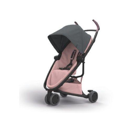 Quinny wózek spacerowy zapp flex graphite on blush (8712930109983)