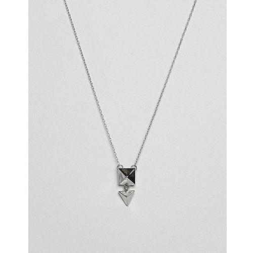 Cheap Monday Hardware Necklace - Silver