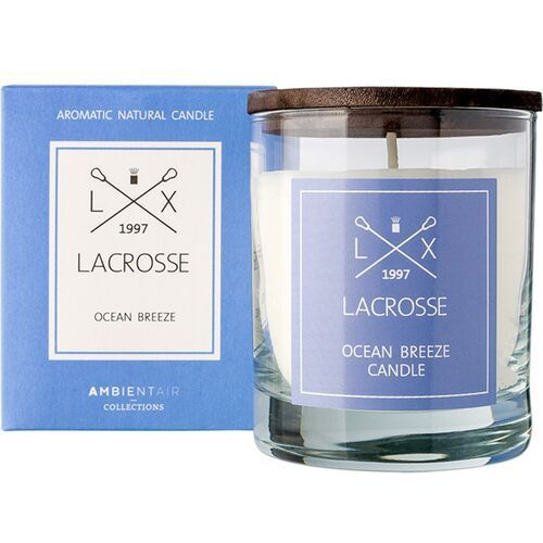 Lacrosse Świeca zapachowa ocean breeze