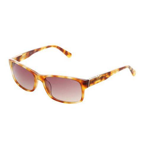 Okulary przeciwsłoneczne męskie GUESS - GU6865-32, GU6865_53F