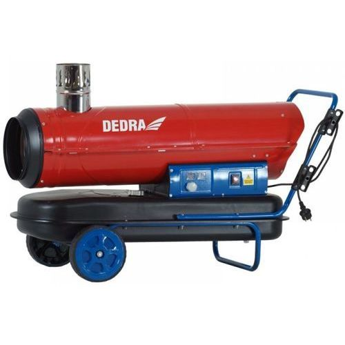 Dedra polska Dedra ded9955tk nagrzewnica olejowa piec dmuchawa z odprowadzeniem spalin 30kw ewimax oficjalny dystrybutor - autoryzowany dealer dedra