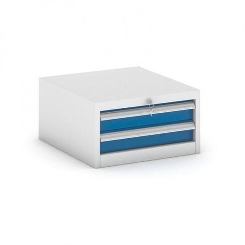 Kontener warsztatowy do zawieszenia gb 500, 2x szuflada marki B2b partner