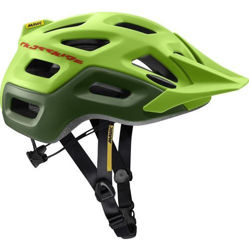 Mavic crossride kask rowerowy zielony/oliwkowy l   57-61cm 2018 kaski mtb (0889645541778)