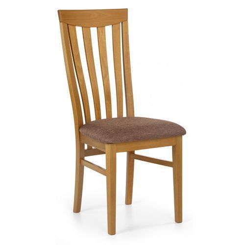 Stylowe krzesło Venus do jadalni, olcha / Gwarancja 24m / NAJTAŃSZA WYSYŁKA!, V-PL-N-VENUS-OLCHA-KRZESŁO