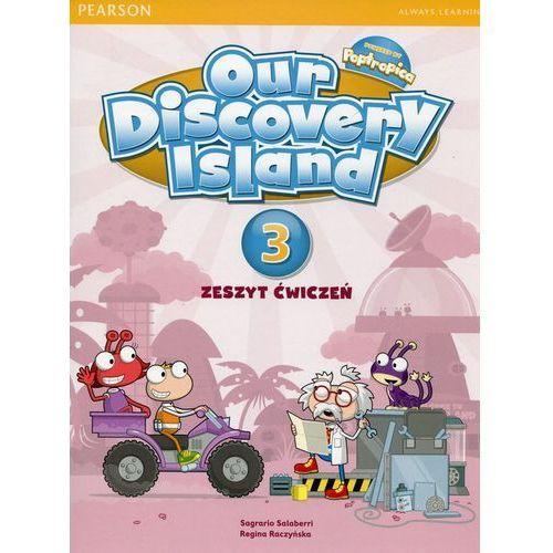 Our Discovery Island 3. Ćwiczenia (Do Wersji Wieloletniej), oprawa miękka