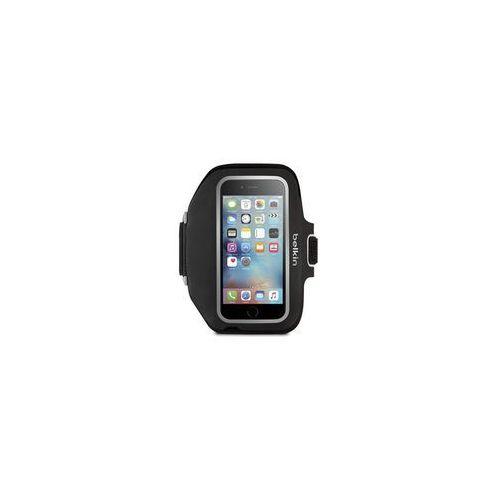 Belkin Sport-Fit Armband for iPhone 6 Plus / 6S Plus - Black - opaska na ramie (Futerał telefoniczny)