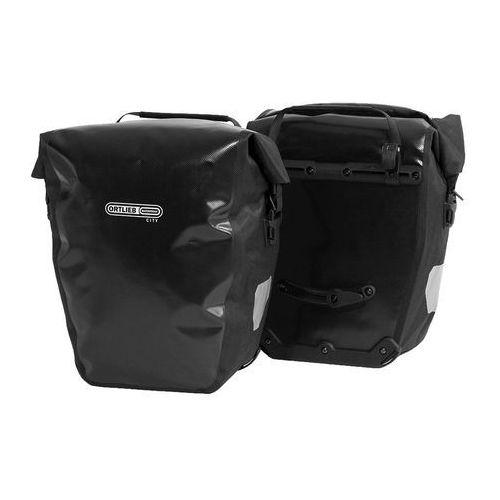 O-F500201 Sakwy tylne Ortlieb Back-Roller City czarne 40 L