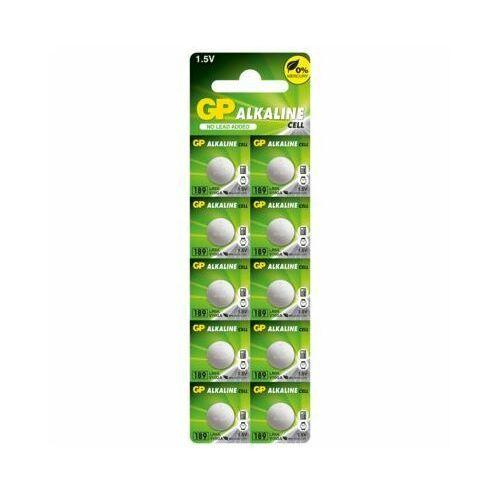 Bateria battery gp ag10/lr54 alkaliczna gpab018904 1 szt -1 bateria marki Gp battery