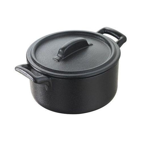 Garnuszek z pokrywką 0,2 l | , belle cuisine noir marki Revol